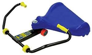 Sports Scooter Riding - Roller Racer - Blue Sport