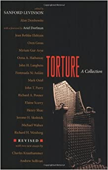 charles krauthammer torture essay Alfred w mccoy, a question of torture: cia interrogation, from the cold war   dia pundits—among them charles krauthammer, alan dershowitz, and michael.