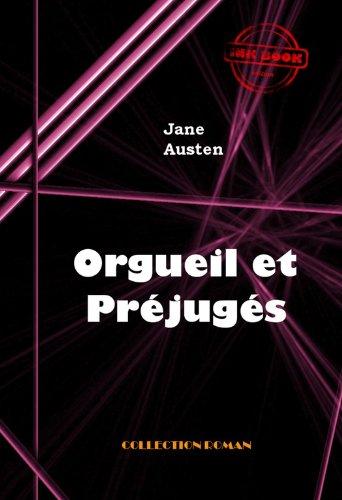 Couverture du livre Orgueil et préjugés: édition intégrale