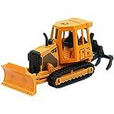 Happy Cherry Crawler Excavator Diecast Cement Mixer Truck Construction Vehicle Transport Car Carrier Truck Toy...