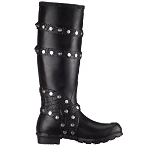 Studs and Straps Wellies (Winter 2010)