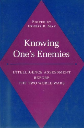 Knowing One's Enemies: Intelligence Assessment Before the Two World Wars (Princeton Legacy Library)