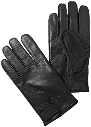 Boss Hugo Boss Men's Kranto 2 Leather Glove, Black, Medium