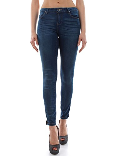 SilvianHeach Donna Jeans Tagles Denim Pantaloni Slim Fit Denim 40