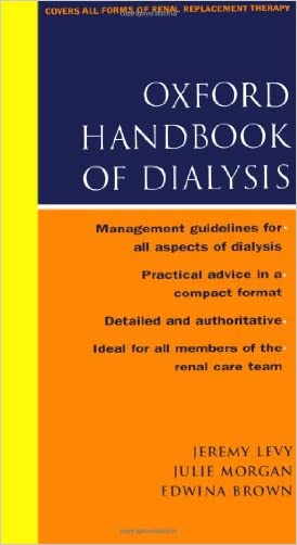 Oxford Handbook of Dialysis (Oxford Medical Publications)