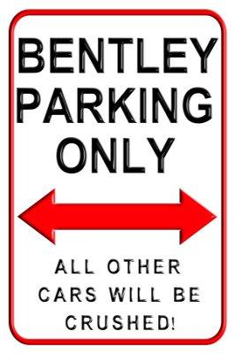 bentley-parking-only-aluminium-wall-sign-20-x-30cms