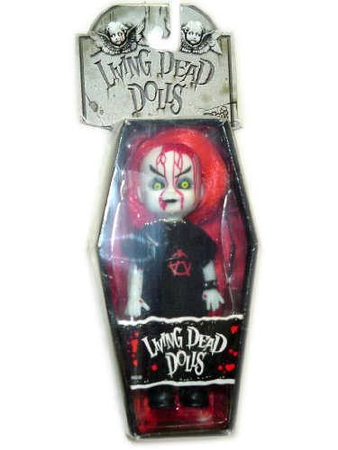 Picture of Mezco Club Mez Penny 4 inch Figure from Living Dead Dolls Series 4 (B000H0FIMS) (Mezco Action Figures)