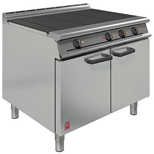 Falcon Dominator Plus Heavy Duty 3 Hotplate Oven Range / Commercial Kitchen Restaurant Cafe