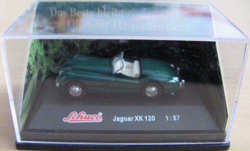 Berentzen - Das Beste bleibt, Offen für klassischen Genuss - Jaguar XK 120 - Pkw