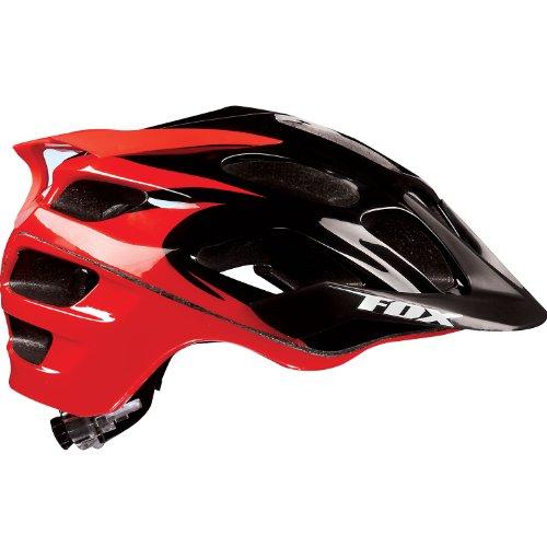 Fox Outdoor Fox Men's Flux Helmet, Red, X-Small/Small