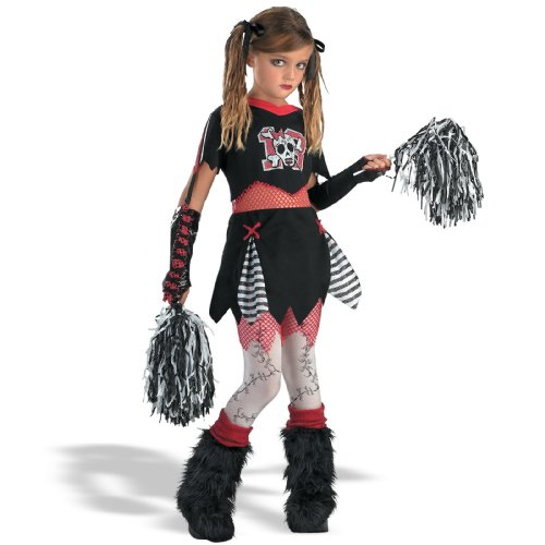 Cheerless Leader Child Costume - Kid's Costumes