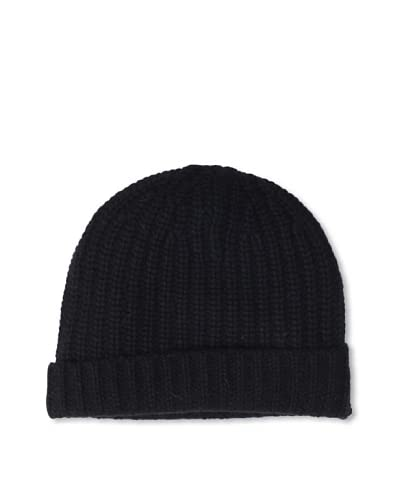 Magaschoni Women's Cashmere Skull Hat  - Black