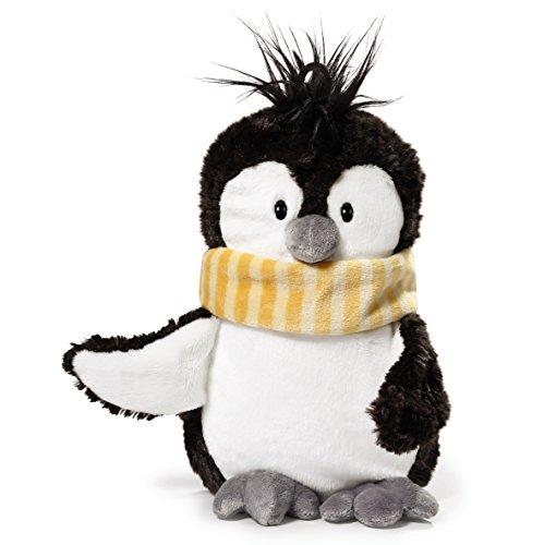 Nici 38968 - Wärmflasche Pinguin figürlich, 500 ml