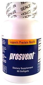 Prosvent Natural Prostate Health Supplement