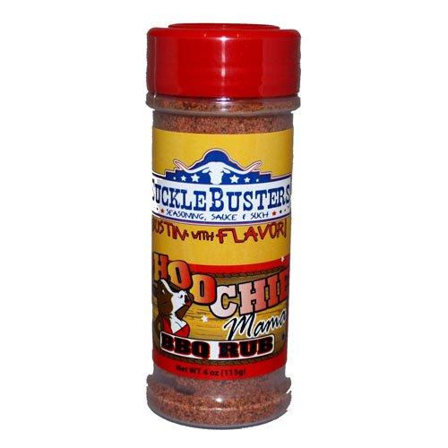 Hoochie Mama BBQ Rub 4 Oz
