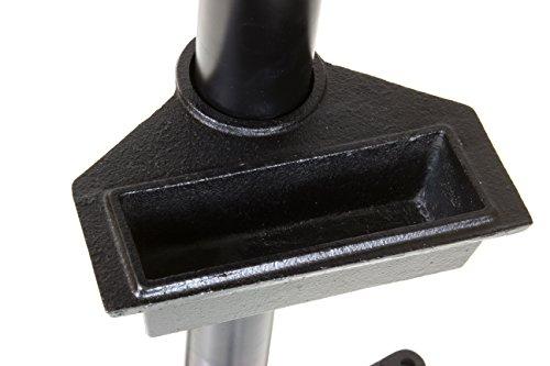 Wen 4288 Cast Iron Bench Grinder Pedestal Stand With Water