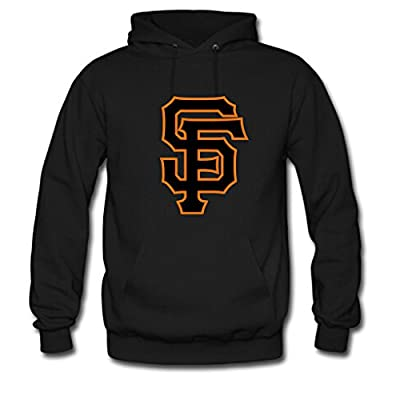 Yolo San Francisco Giants SF Custom Men's pullover hoodie hooded sweater