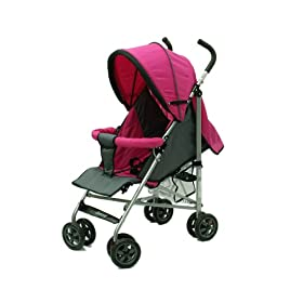 Dream On Me High Fashion Stroller with Ultra large Hood