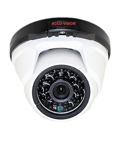 Accu Vision UC-SY100IRKHD 1200TVL CCTV Camera