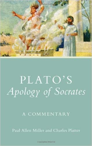 Plato?s Apology of Socrates: A Commentary (Oklahoma Series in Classical Culture Series) (English and Greek Edition)