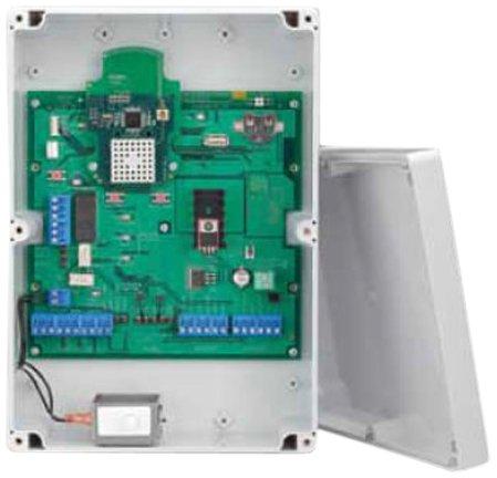 Schlage Electronics Wri400 Wireless Reader Interface, Satin Chrome