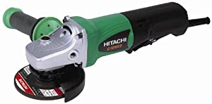 Hitachi G12SE2 4-1/2-Inch Disk Grinder