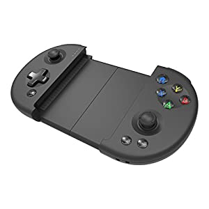 Gampad Wireless Gaming Controller for Android Phone Playing Fortnite, PUBG Mobile, Rules of Survival