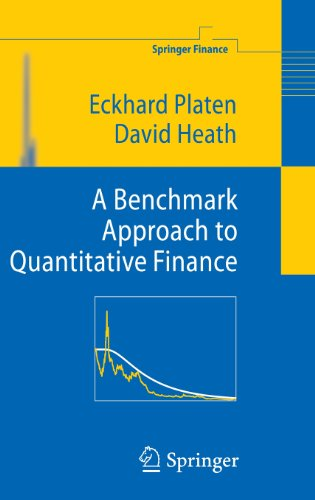 A Benchmark Approach To Quantitative Finance (Springer Finance)