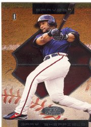 2002 Fleer Hot Prospects #38 Gary Sheffield