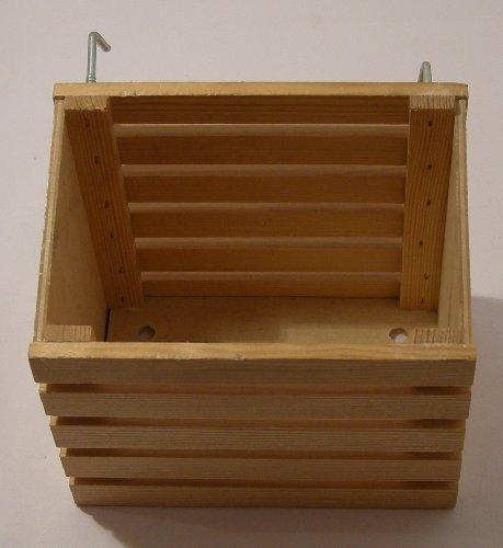 Cutlery Drain holder pine wood 15x10cm 13cm H Guaranteed quality