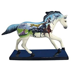 Amazoncom Trail Of Painted Ponies From Enesco Dream Horse Figurine 6 IN Collectible Figurines