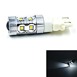 See JMT-345 3157 60W 650lm 12LED Cool White Car Steering / Backup / Brake Light - (DC 10~24V) Details