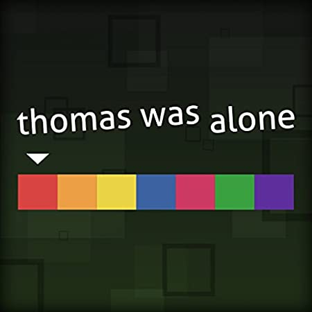 Thomas Was Alone (3 Way Cross Buy) - PS4 / PS3 / PS Vita [Digital Code]