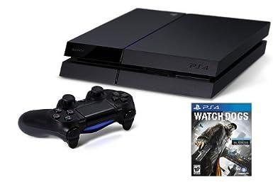 PlayStation 4 WatchDogs bundle