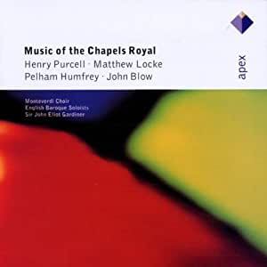 Music of the Chapels Royal
