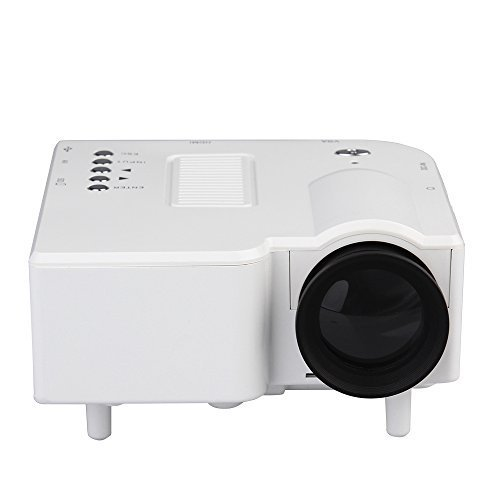 Micro projector meyoung hd movie portable projectors 1080p for Micro portable projector
