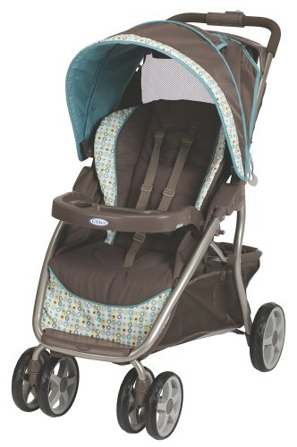 Graco Dynamo Lite Classic Connect Stroller, Oasis