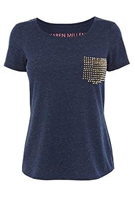 Stud pocket tshirt