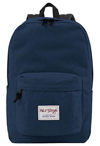 HotStyle High School Backpack - Multi Pockets Waterproof Bookbag for Teen