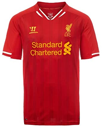Warrior Liverpool Home Jersey 2013-2014 by Warrior