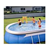 Inflatable Pool Basket Ball Game Set