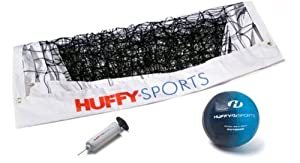 Buy Huffy Sports 54041 Huffy Volleyball Kit - 16' Net by Spalding