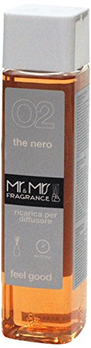 Mr&Mrs easy fragrance 002 Malaysia the nero 詰め替えボトル300ml