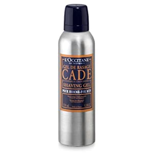 L'Occitane Cade Shaving Gel, 150ml