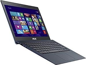 Asus Zenbook UX301LA 33,8 cm (13,3 Zoll WQHD) Ultrabook (Intel Core i7 4558U, 2,8GHz, 8GB RAM, 256GB SSD, Intel Iris, Touch,Win 8, IPS Display) dunkelblau