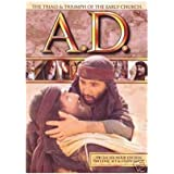 A. D. - The Trials & Triumph of the Early Church - DVD Set ~ Anthony Andres