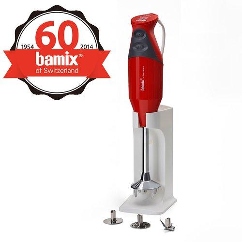 bamix(バーミックス)M300 60周年 スマートセット レッド M300SMRD