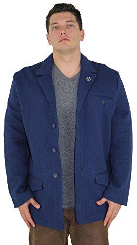 Phat Farm Men S Collegiate Pique Cotton Blazer Sport Coat