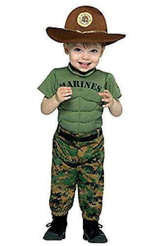 Marine Corps Marine Uniform Infant Toddler Costume