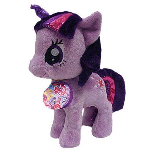 My Little Pony Twilight Sparkle Soft Collectible Plush Toy 10 Aurora World hot 17cm janpanese animal plush toy alpaca vicugna pacos lama arpakasso alpacasso soft stuffed plush doll toy christmas gift